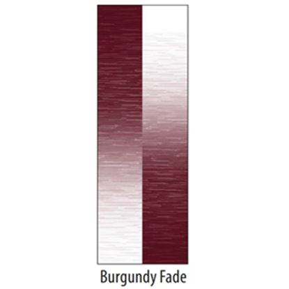 """Picture of Carefree  13' 2"""" Burgundy Shale Fade w/ W WG Vinyl Patio Awning Fabric JU146A00 00-1626"""