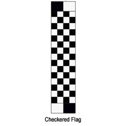 """Picture of Carefree  15' 2"""" Checkered Flag w/ W WG Vinyl Patio Awning Fabric JU169A00 00-1652"""