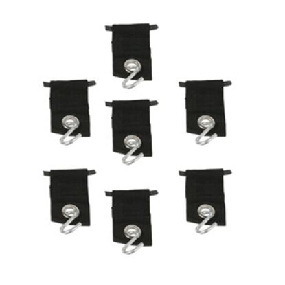Picture of Camco  7-Pack Fabric Clip w/ Metal Hook Party Light Holder 42733 01-0952