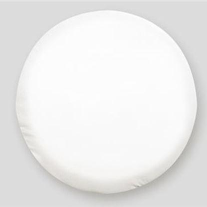 """Picture of ADCO  25.50"""" Size L Polar White Spare Tire Cover 1758 01-1968"""