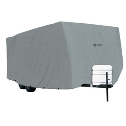 Picture of Classic Accessories PolyPRO (TM) 1 Polypropylene Water Repellent RV Cover For 20-22' Travel Trailers 80-175-151001-00 01-3741