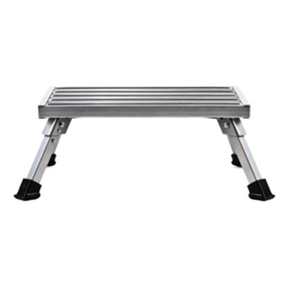 Picture of Camco  Aluminum Folding Step Stool 43677 03-0224