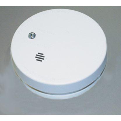 Picture of Kidde  9V Smoke Detector w/ Battery 21007547K 03-0252