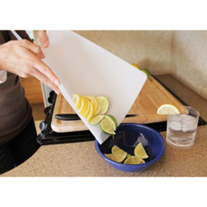"Picture of Camco  11-1/2""L x 15""W Plastic Cutting Board 43770 03-0443"