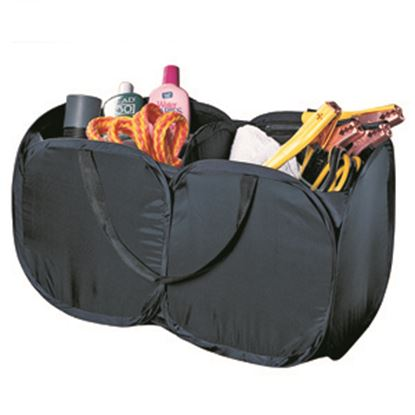 Picture of Faulkner  Black Polyester Chair Storage Bag w/Zippered Closure 43951 03-0472
