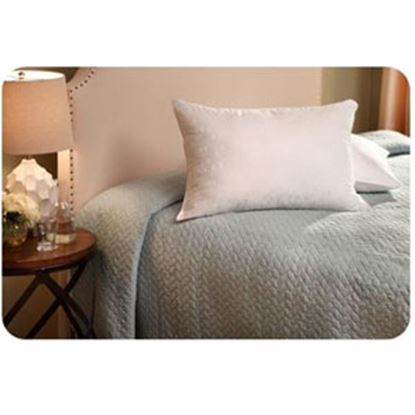 Picture of Denver Mattress  Jumbo Soft Polyester Fiber Pillow w/ 350 Thread Count Cotton Cover 343490 03-1076