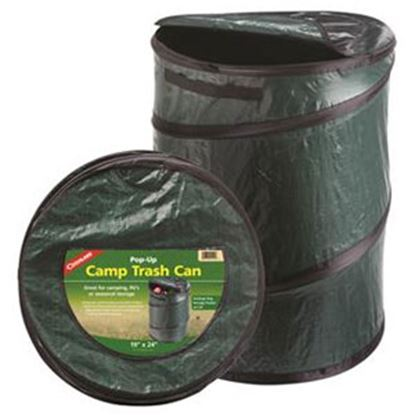 """Picture of Coghlan's  19"""" x 24"""" Pop-Up Camp Trash Can 1219 03-1912"""