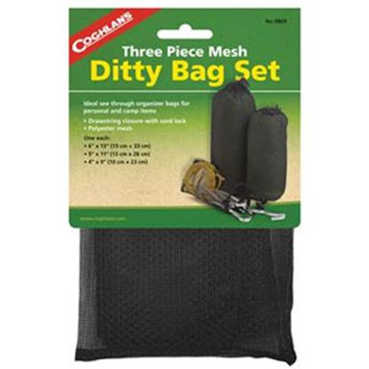 Picture of Coghlan's  Mesh Ditty Bag Set 9869 03-1945
