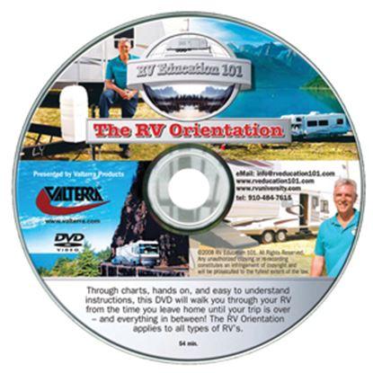 Picture of Valterra  RV Orientation DVD A02-4000 03-5006