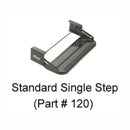 """Picture of ETD  20"""" Single Manual Entry Step 120 BOXED 04-0110"""