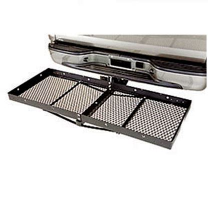 """Picture of Ultra-Fab  60""""x19-1/4"""" 500 Lb Steel Cargo Carrier for 2"""" Hitch 48-979029 05-1141"""