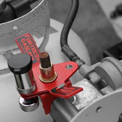 """Picture of Torklift Fortress 1/2"""" LP Gas Lock A7702 06-0019"""