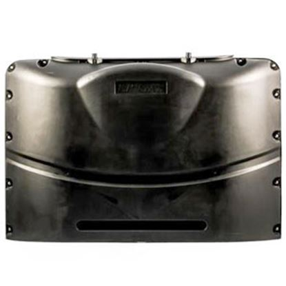 Picture of Camco  Black Polyethylene Double 20LB LP Tank Cover 40568 06-0544