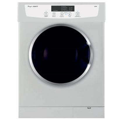 "Picture of Pinnacle  23.6""W White Stackable 13LB Clothes Dryer 18-860 07-8520"