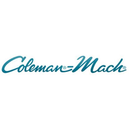 """Picture of Coleman-Mach  10"""" Dia Air Conditioner Duct Collar 6633-6151 08-0032"""