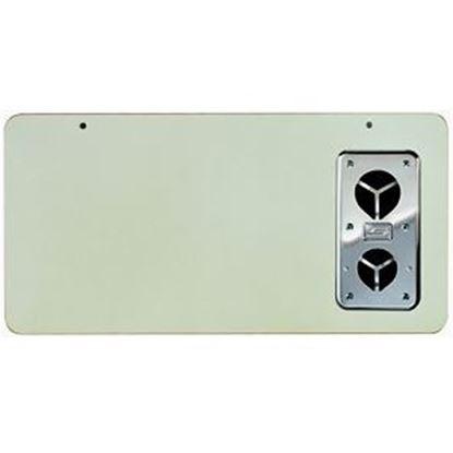 Picture of Suburban SF-Q Series White Suburban SF Furnace Access Door 6258APW 08-0361