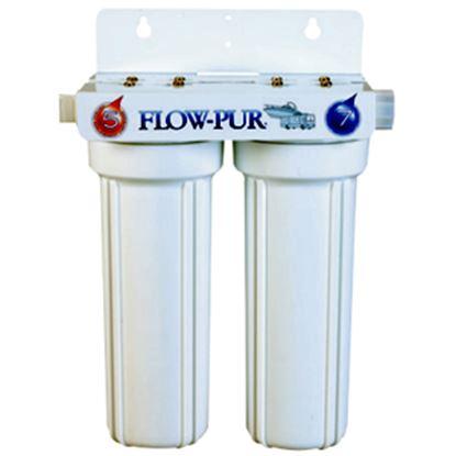 Picture of FlowPur  #5 & 7 KDF Sediment Fresh Water Filter POE12DSA1KDF 10-0534
