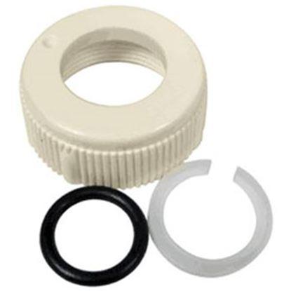 Picture of Phoenix Faucets  Biscuit Tubular Style Faucet Spout Nut PF281026 10-0910