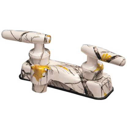 """Picture of Empire Brass  Camouflage w/Levers 4"""" Lavatory Faucet CAMO-TTS-77 10-0921"""
