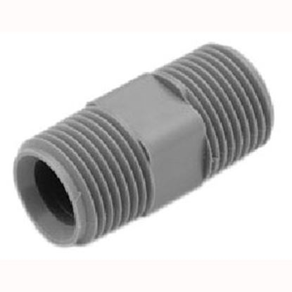 "Picture of Lasalle Bristol QEST 1"" MPT Straight Fresh Water Coupler Fitting 64QC55T 10-1053"