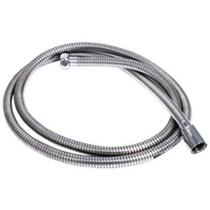 """Picture of Phoenix Faucets  60""""L Chrome Stainless Steel Shower Head Hose PF276032 10-1508"""