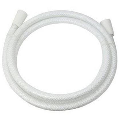 Picture of Oxygenics  5'L White Shower Head Hose w/Connector 97022-002A 10-1676