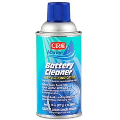Picture of CRC  11 Oz Aerosol Can Battery Cleaner 06023 13-0357