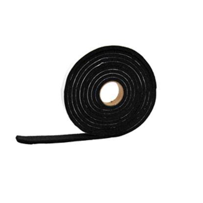 "Picture of AP Products  3/8"" x 1/2"" x 50' L Vinyl Foam Tape 018-381210 13-1093"
