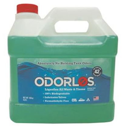 Picture of Odorlos  168 Oz Bottle Holding Tank Treatment V77004 13-1141