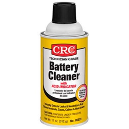 Picture of CRC  11 Oz Aerosol Can Battery Cleaner 05023 13-1703