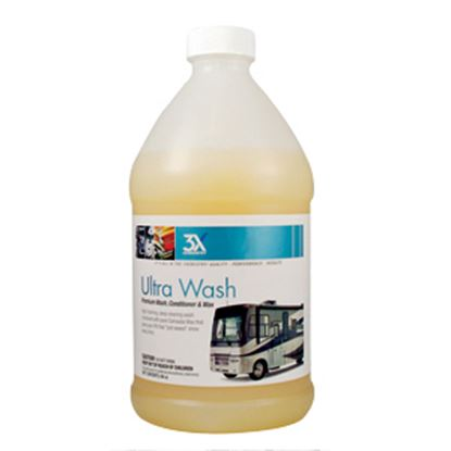 Picture of DirectLine/3X Ultra Wash 64 Ounce Chemistry Ultra Wash Car/ RV Wash & Wax 173 13-3000