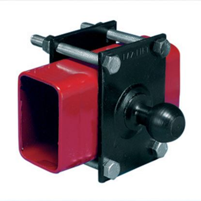 Picture of EAZ-Lift  Clamp-On Sway Control Ball Mount for 2 x 3 Inch A Frame 48385 14-0276