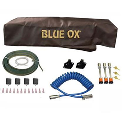 Picture of Blue Ox  Vinyl Coated Fabric Avail Tow Bar Cover BX88308 14-0887