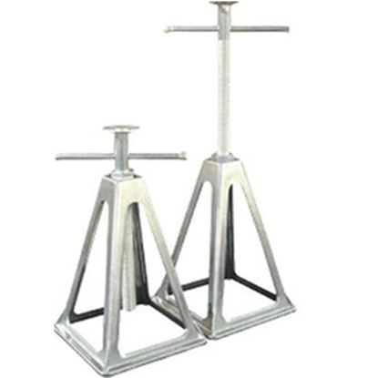 """Picture of Ultra-Fab  2/Pack11""""-17"""" 6000 Lb Manual Trailer Stabilizer Jack 48-979003 15-0426"""
