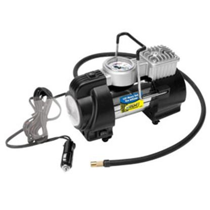 Picture of Performance Tool  12V Heavy-Duty Tire Inflator w/ 150 PSI Compressor 60404 15-1829