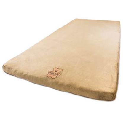 """Picture of Lippert Teddy Bear Bunk Series 2-1/2"""" Bunk Mat Size Hypoallergenic Mattress 380763 15-1868"""