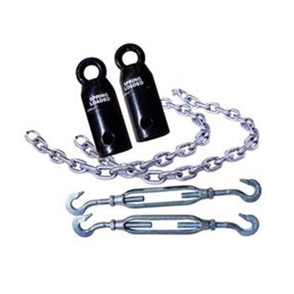Picture of Torklift  2-Pack Forged Steel Standard Hook & Hook Turnbuckle S9000 16-0154