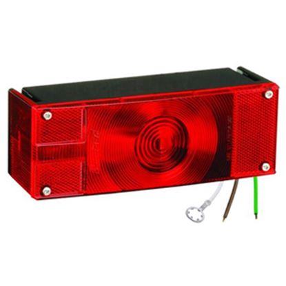 "Picture of Bargman  8.03""x2.94""x2.83"" Tail Light 403026 18-0266"