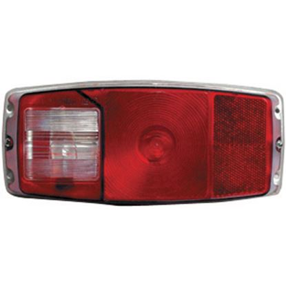 Picture of Clartec  #341 Tail Light w/ Backup MFTL341 18-0271