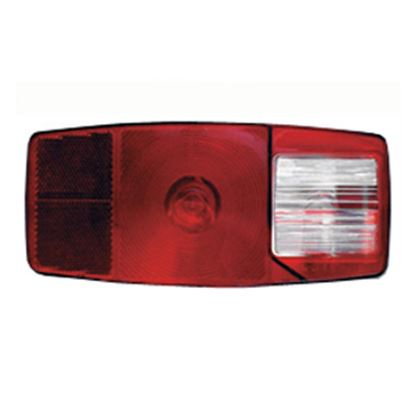 Picture of Clartec  #340 Tail Light Lens MFL300 18-0272
