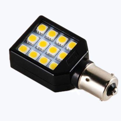 Picture of Camco  1003/1093 12LED Black Housing 150LM Multi LED Light Bulb 54602 18-0978