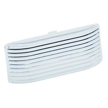 Picture of Bargman  Clear Snap-On Utility Light Lens For Bargman 78 Series 34-78-021 18-1011