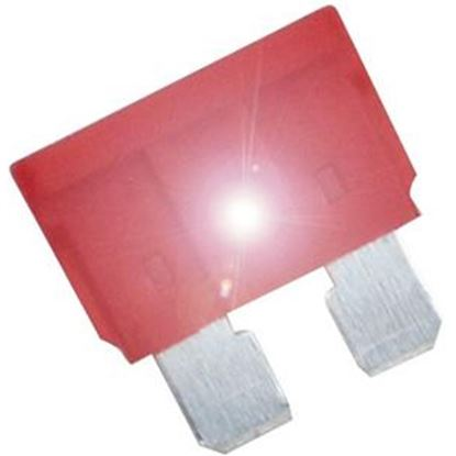 Picture of Diamond Group  2-Pack Time Delay 10A ATP Red Blade Fuse DGIF117VP 19-0009