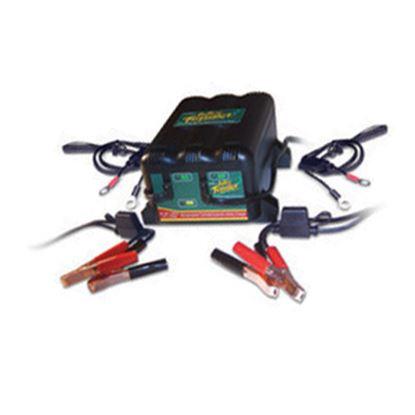 Picture of Battery Tender International 2-Bank Battery Tender 022-0165-DL-WH 19-0276