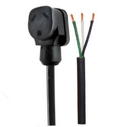 "Picture of Voltec  18"" 30A Extension Cord 16-00565 19-0396"