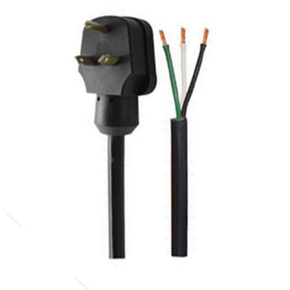 "Picture of Voltec  18"" 30A Extension Cord 16-00564 19-0397"