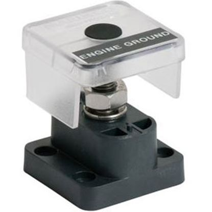 Picture of Marinco  10MM Stainless Steel Busbar Stud IST-10MM-1S 19-1844