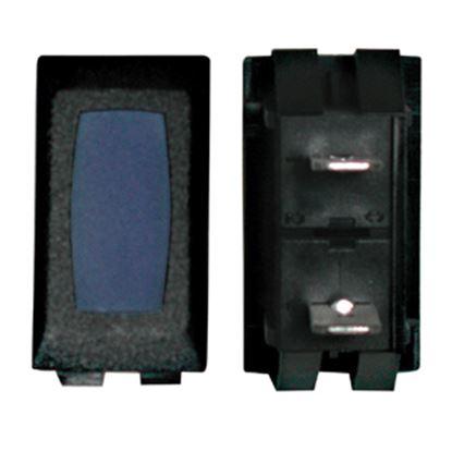 Picture of Diamond Group  14V Blue Indicator Light w/Black Case DG214VP 19-2029