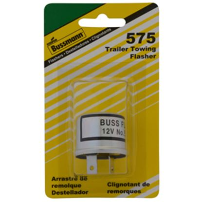 Picture of Bussman  2-Prong Heavy Duty Flasher BP/575-RP 19-3402