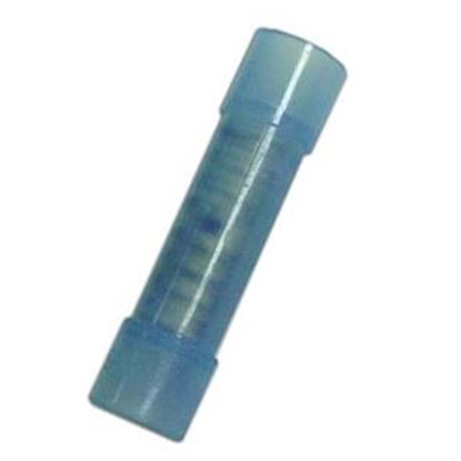 Picture of Battery Doctor  100-Case 16-14 Gauge Nylon Butt Connector 80209 19-3599